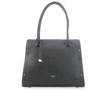 Bow Lane Handtasche schwarz