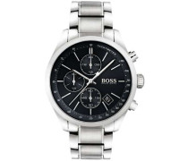 Grand Prix Chronograph silber