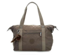 Basic Art Shopper beige