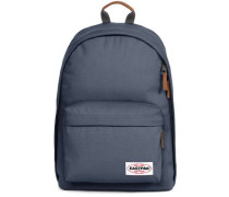 Authentic Out Of Office Rucksack 13″ blaugrau
