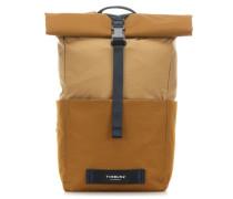 TBH Hero Pack Rolltop Rucksack 15″ braun