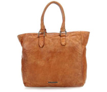 Ladybag Handtasche camel