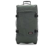 Tranverz Rollenreisetasche grün
