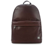 Barbican Albion Laptop-Rucksack 15″ braun