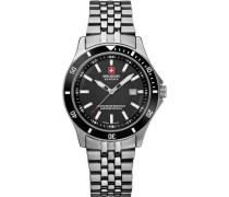 Swiss Military Hanow Flagship Lady Schweizer Uhr