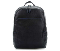 B2S Laptop-Rucksack 14″ dunkelblau