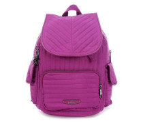 Twist City Pack S Rucksack pink