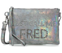 Call Me Fred Schultertasche silber/mehrfarbig