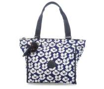 Tote Festival New S Shopper blau/weiß