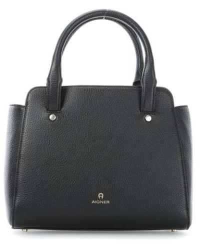 Aigner Damen Ivy Handtasche schwarz Besuchen Online-Verkauf Neu Q9ylA8RY