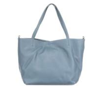 Ahe Shopper blau
