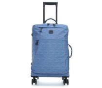X-Travel 4-Rollen Trolley jeans 55 cm