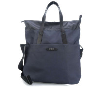 Metropolitan Mercer Shopper 15″ blau