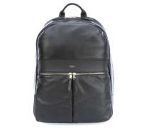 Mayfair Luxe Beaux Laptop-Rucksack 14″ schwarz