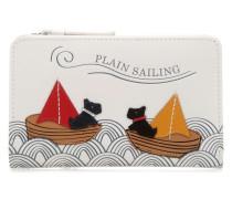 Sailing Geldbörse creme