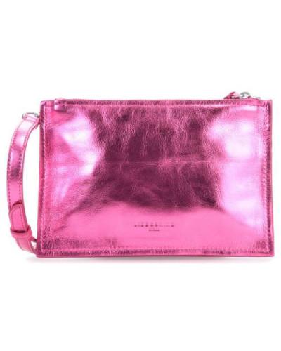 Billig Kaufen Authentisch Liebeskind Damen Dove8V Schultertasche metallic pink Qualität Für Freies Verschiffen Verkauf ye7Sjy