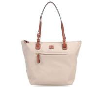 X-Bag Handtasche beige