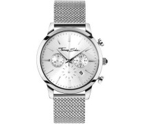 Rebel Spirit Chronograph silber