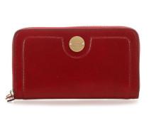 Corsini RFID Geldbörse cherry