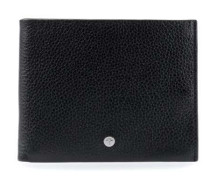 Cardona Minos Geldbörse schwarz