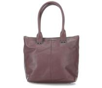 Flaps Handtasche braun