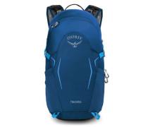 Hikelite 18 Wanderrucksack blau