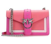 Love Evolution Schultertasche pink