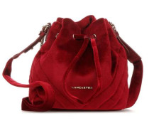 Actual Velvet Couture Treasure Bucket bag rot