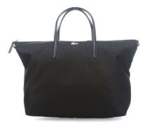 L1212 Nylon Shopper schwarz
