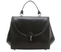Madame Chic Charlotte Handtasche schwarz