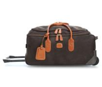 Life Rollenreisetasche olivgrün 55