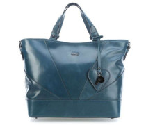 Sheila Handtasche blau