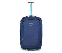 Ozone 75 Rollenreisetasche blau 66 cm