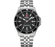 Swiss Military Hanow Flagship Schweizer Uhr