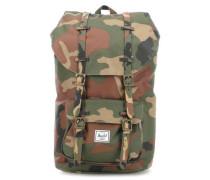 Classic Little America Rucksack 15″ camouflage