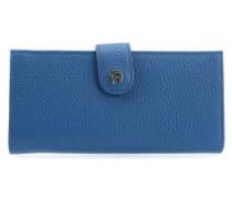Diadora Geldbörse blau