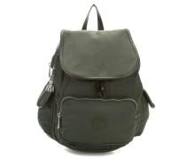 Basic Elevated City Pack S Rucksack dunkelgrün
