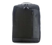 Darkahn Laptop-Rucksack 15.6″ schwarz
