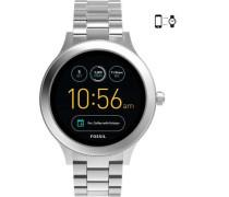 Q Venture Smartwatch silber
