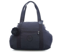 Basic Plus Art M Shopper dunkelblau