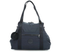 Basic Plus Art M Reisetasche blau