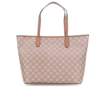 Cortina Lara S Shopper hellbraun