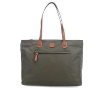X-Travel Handtasche olivgrün
