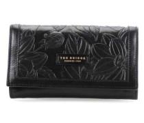 Capraia Geldbörse schwarz