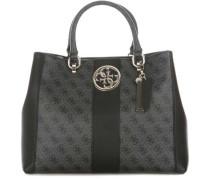 Bluebelle Handtasche schwarz/grau