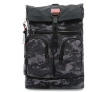 Alpha Bravo London Rolltop Rucksack 15″