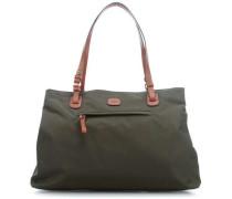 X-Bag Shopper olivgrün