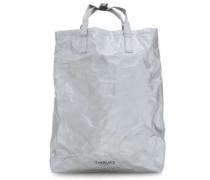 Urban Mobility Paper Bag Rucksack-Tasche silber