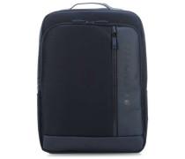 Darkahn Laptop-Rucksack 15.6″ navy