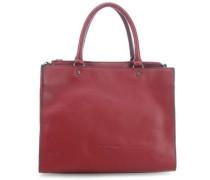 Lebenskünstler Handtasche rot